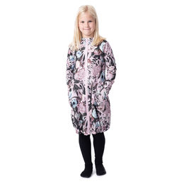 JEMMAjacket kids (Kukkaiskylpy nude/light pink stretch college)