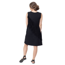 BEACHdress (black tricot)
