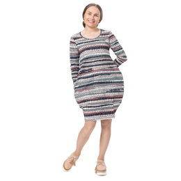 MAATUSKAdress women (Mummolan tuntu grey/light pink tricot)