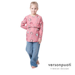 SWEETshirt (Tikkarit Smoothie tricot)