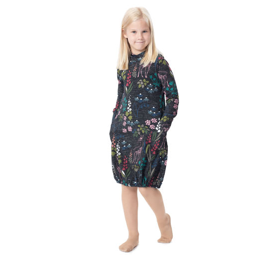 JEMMAdress girls (Kauris multicolor tricot)