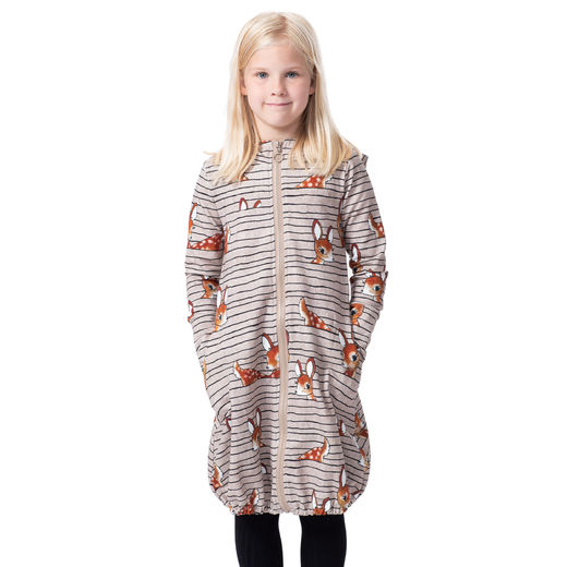 JEMMAjacket kids (Bambijemma sand stretch college)