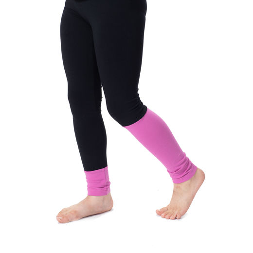 PEPPIleggings (black/dusty pink tricot)