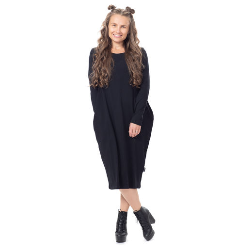 RUNOdress women (black tricot)