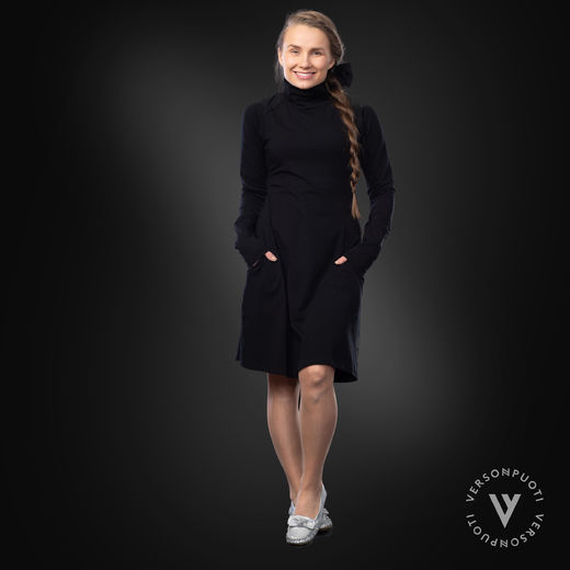 EEVAdress (black tricot)