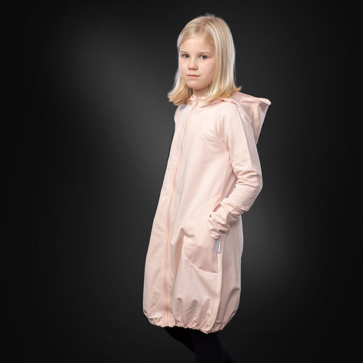 JEMMAjacket kids (light pink stretch college)