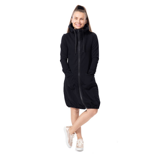 JEMMAjacket (black stretch college)