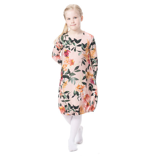 HEMMAdress kids (Punahattu powder pink tricot)