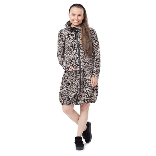 JEMMAjacket (Leopardi stretch college)