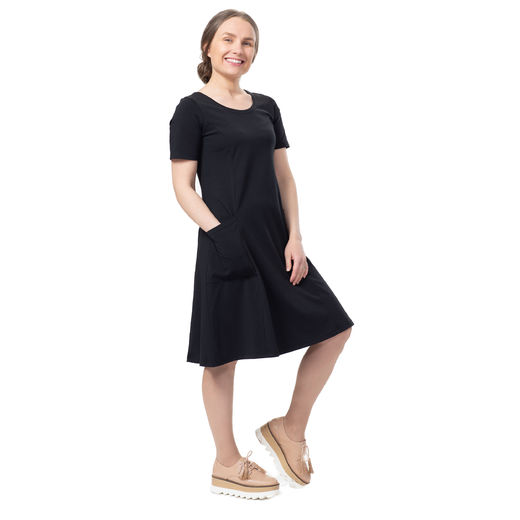 TAIMIdress (black tricot)
