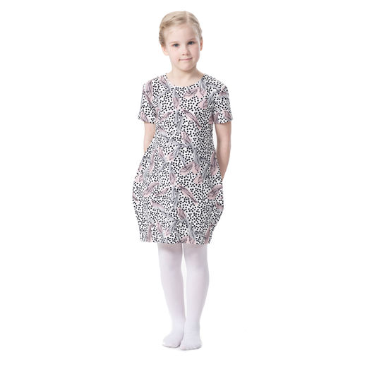 MAATUSKAdress girls SS (Shapes light pink tricot)
