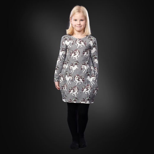 MAATUSKAdress girls (Ponit grey tricot)