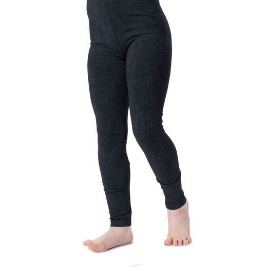 MUKAVAleggings (Farkku black tricot)