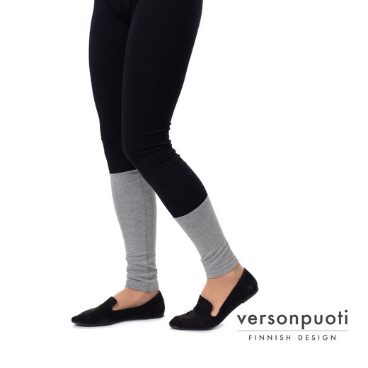 PEPPIleggings women (black/grey tricot)