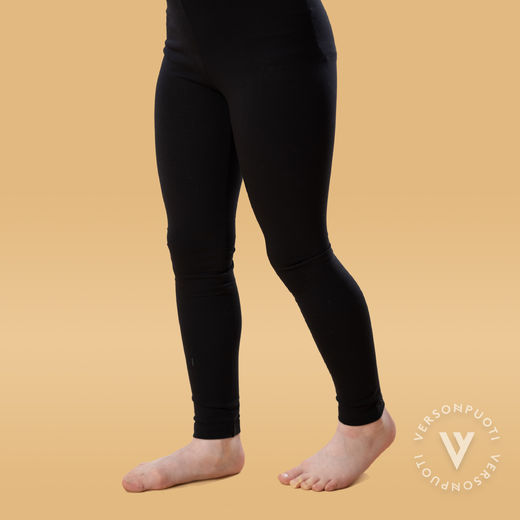 MUKAVAleggings (Black tricot)