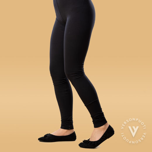 MUKAVAleggings women (black tricot)